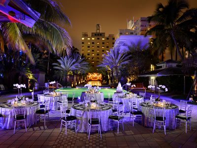 wedding at the National Hotel