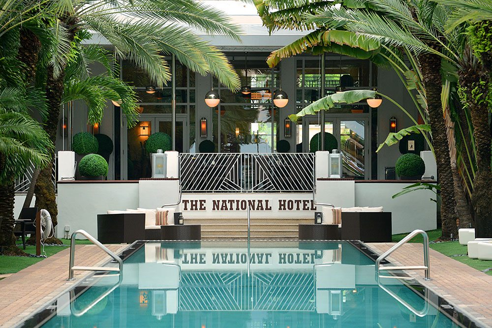 National Hotel Infinity Pool