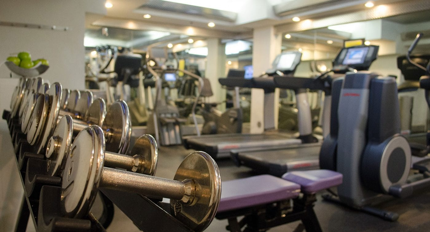 Fitness at The National Hotel Miami Beach