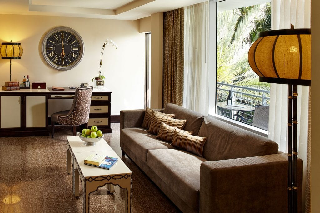 Cabana Suite at The National Hotel
