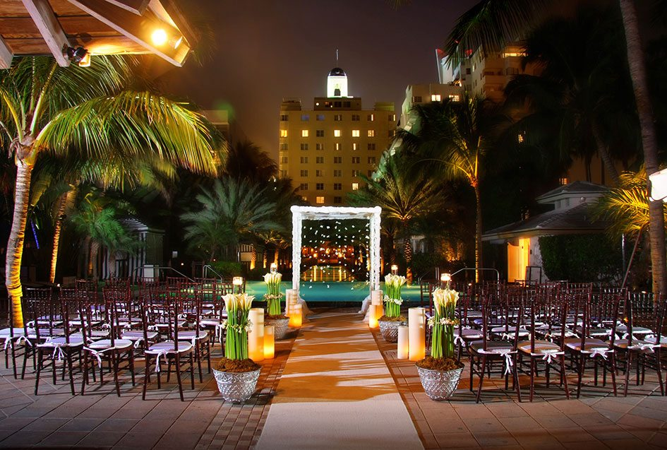 South Beach Weddings Miami Wedding Venue National