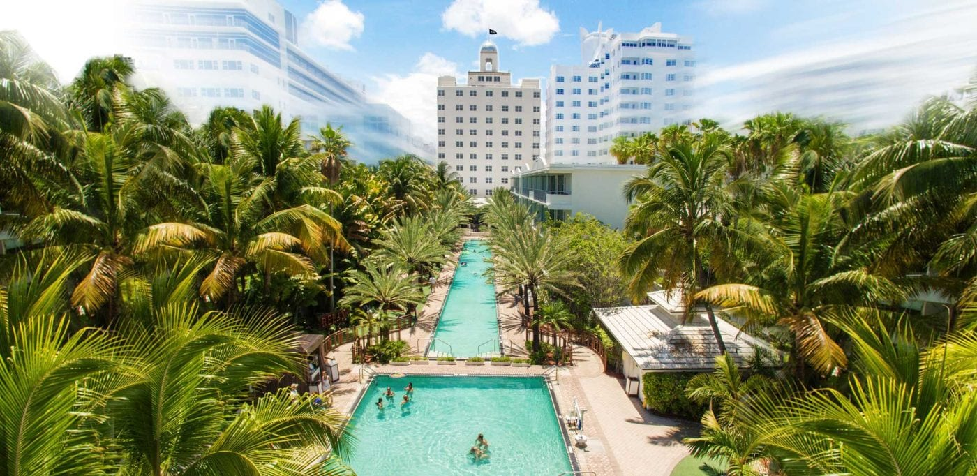 National Hotel Miami Beach Pool
