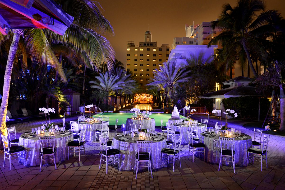 Weddings National Hotel Miami Beach