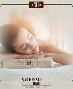 Deep Tissue Sport massage National Hotel