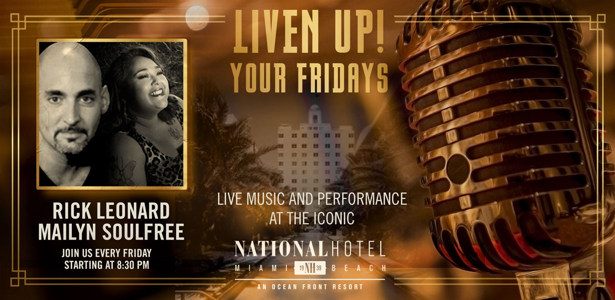 Friday Live Music Miami Beach