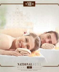 Couples Swedish Massage National Hotel