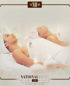 Couples Tissue Massage National Hotel