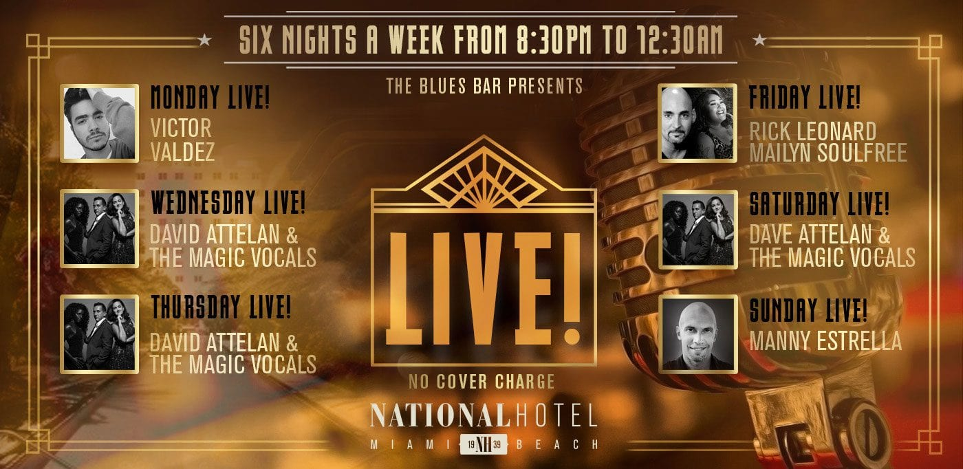 Live Music at The National Hotel
