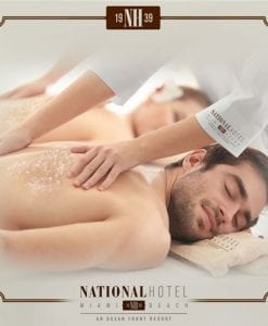Couples Massage and Scrub Miami Beach