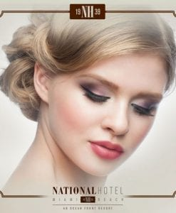 Bridal Makeup Application Miami Beach