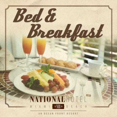 bed breakfast miami beach