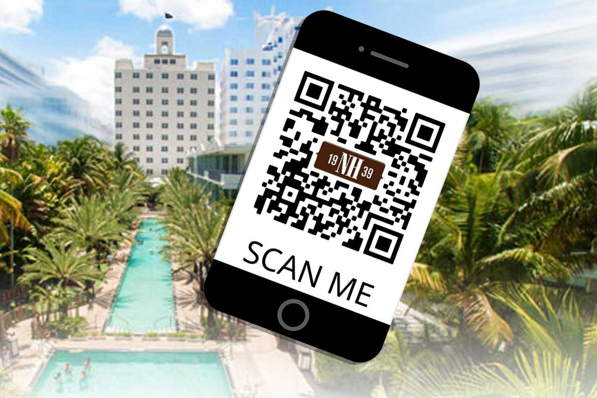 QR Codes National Hotel