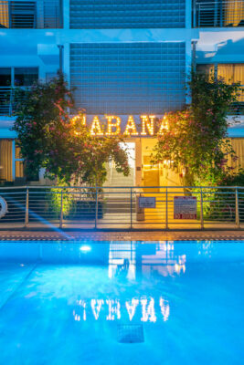 The National Hotel Miami Beach Cabanas Building