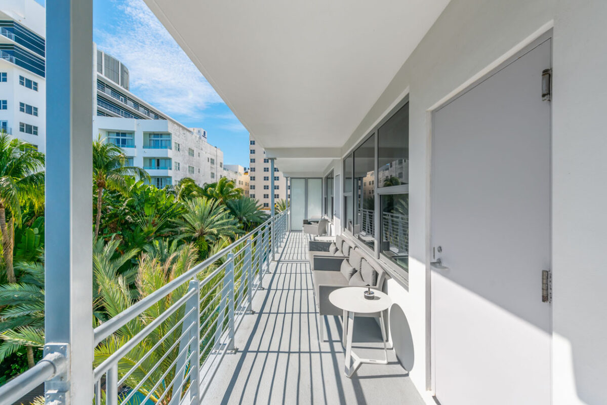 Cabana Suite Terrace National Hotel Miami Beach